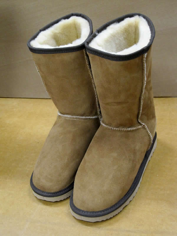 Mid calf length Classic Midi Sheepskin UGG Boot- Australian made Sheepskin Boot