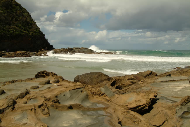 Parker Hill Beach, Cape Otway, Great Ocean Road, Victoria, Australia