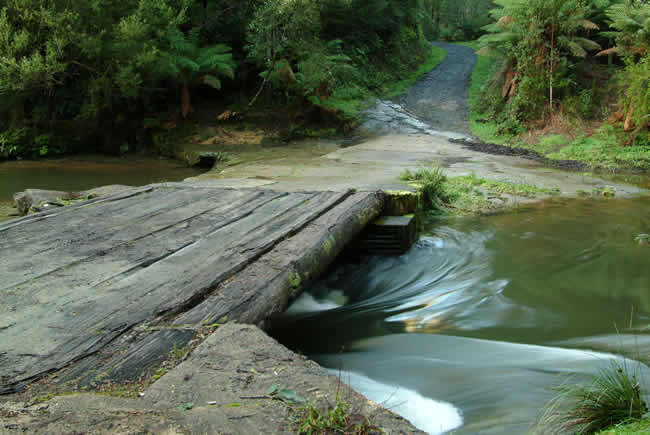 Aire Crossing, Otways Forest, Victoria, Australia