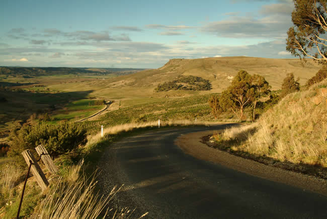 The Bluff, Rowsley, near Bacchus Marsh, Victoria, Australia