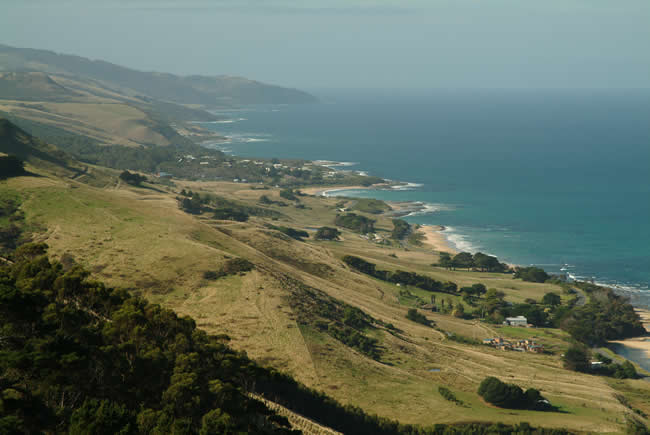 Mariners' Lookout, Apollo Bay, Otways National Park, Victoria, Australia
