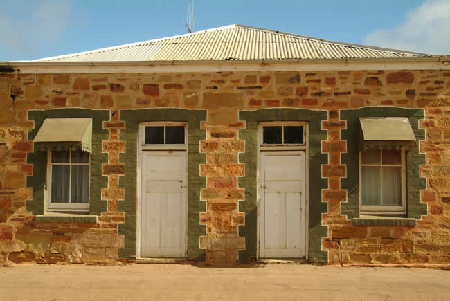 Historic Terowie township, South Australia