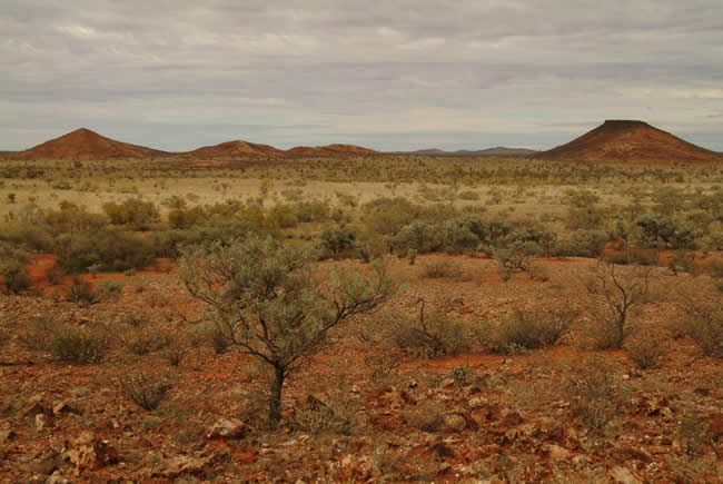 Mt Smith, Batton Hill, Simpson Desert, Northern Territory, Australia