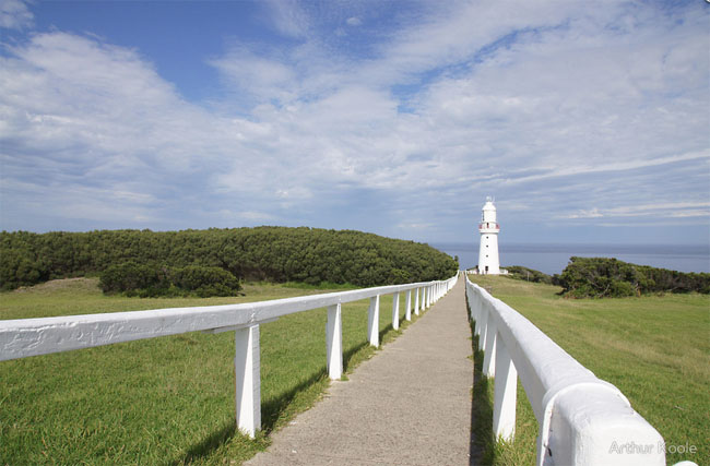 Cape Otway Lighthouse, Great Ocean Road, Victoria, Australia