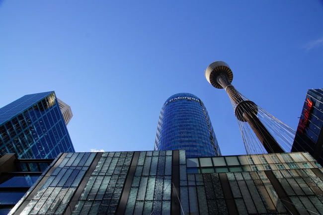 Sydney Tower, Sydney, NSW, Australia