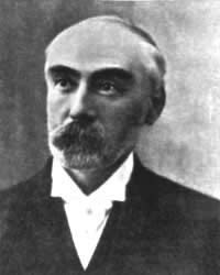Charles Yelverton O'Connor, the brilliant engineer who designed and built the Fremantle Harbour and the Goldfields Pipeline, and who vastly developed and successfully managed the West Australian railway system
