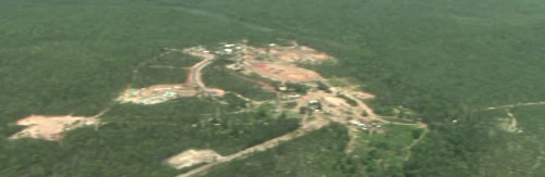Tiwi College, at Pickertaramoor, Melville Island, nearing completion, from the air in January 2008. /></p> <p><br/></p> <p class=
