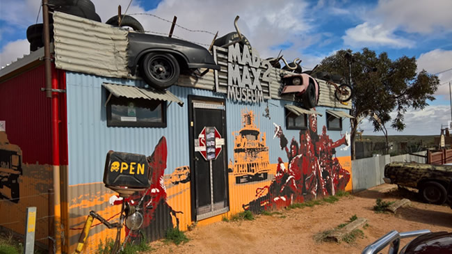 Mad Max Museum, Silverton, New South Wales Australia